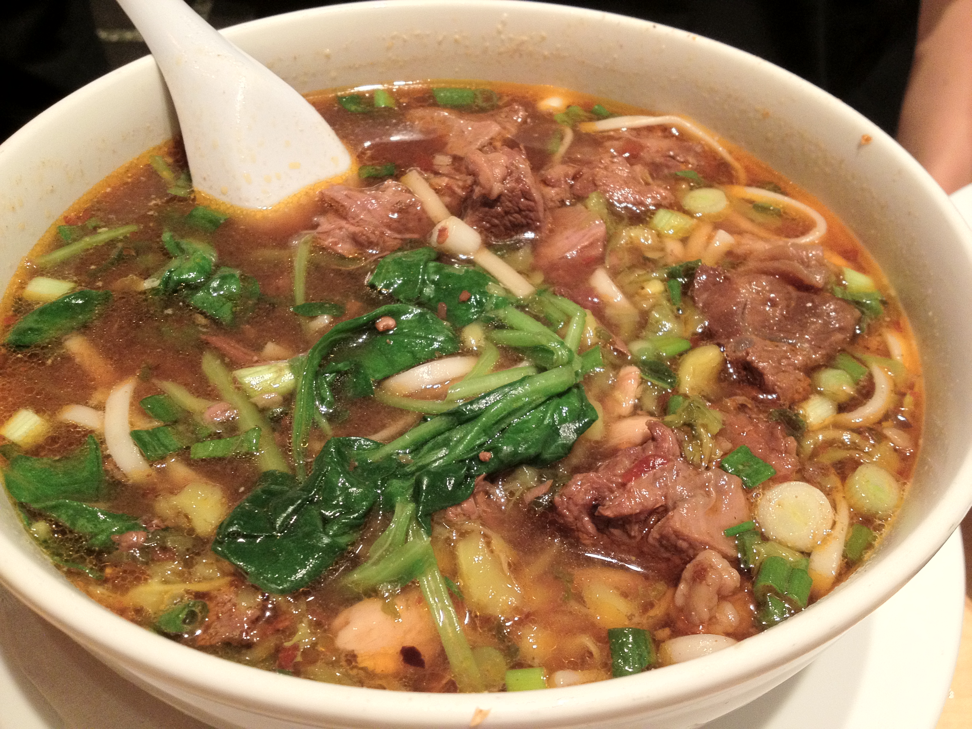 Beef Stew With Noodles Recipe — Dishmaps
