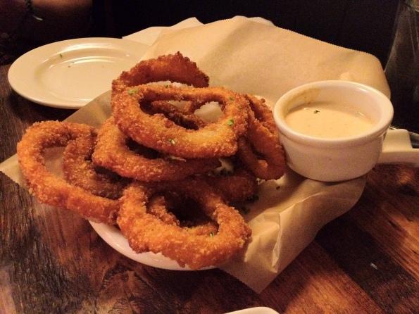 4 Rojo Onion Rings