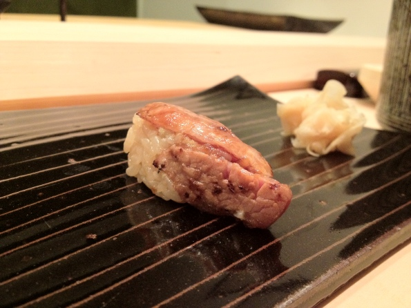 14 C10 Seared ōtoro