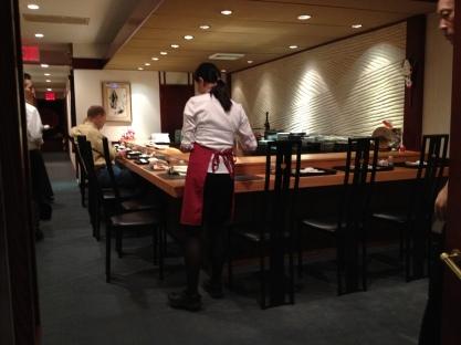 1A Sushi Bar