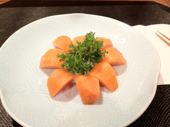 33 Dessert Persimmon