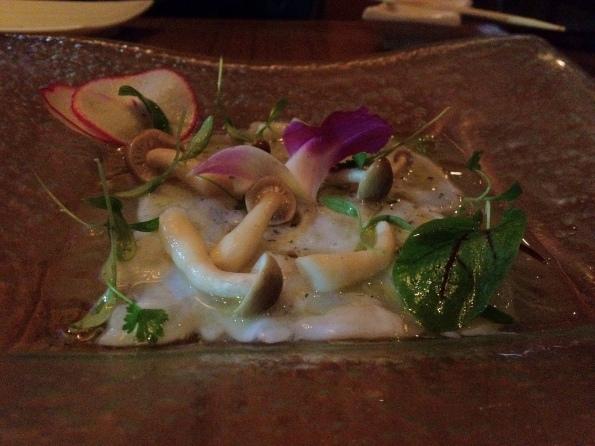 7 A6 Octopus Crudo