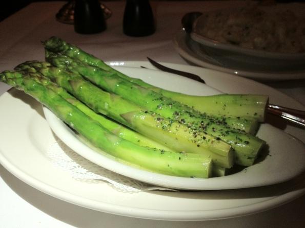 8 Asparagus