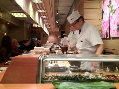 1 2nd Floor Sushi Bar