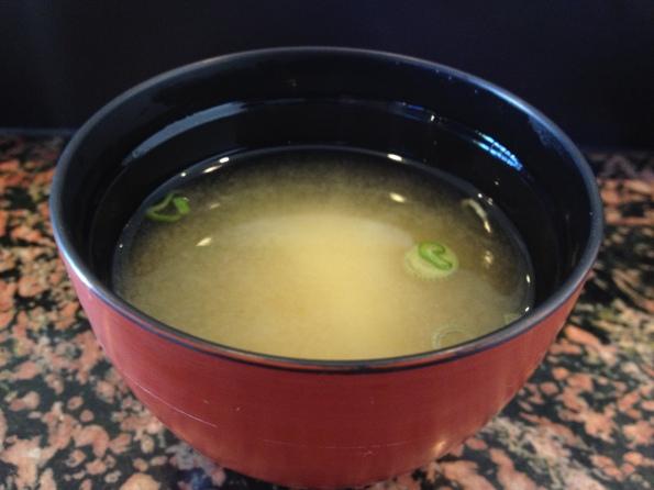 2 Miso Soup