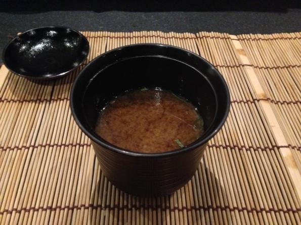 14 Miso Soup