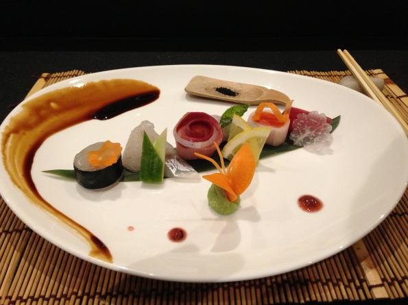 4 Sashimi