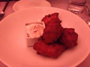 2 Jalapeno Hush Puppies
